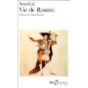 Vie de Rossini - STENDHAL - Livre - Les Hommes - laflutedepan.com