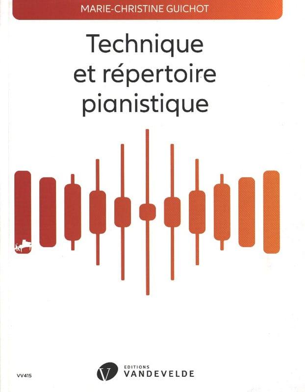 Technique et répertoire pianistique - laflutedepan.com