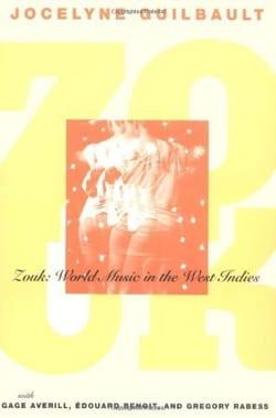 Zouk: world music in the west Indies (livre en anglais) laflutedepan