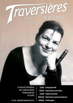 Traversières Magazine, n° 128 Revue Livre laflutedepan
