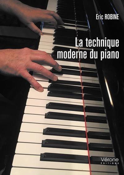 La technique moderne du piano - Éric ROBINE - laflutedepan.com