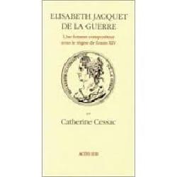 Elisabeth Jacquet de la Guerre : une femme compositeur sous le règne de Louis XI laflutedepan