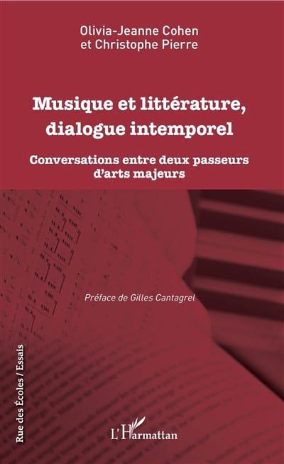 Musique et littérature, dialogue intemporel - laflutedepan.com