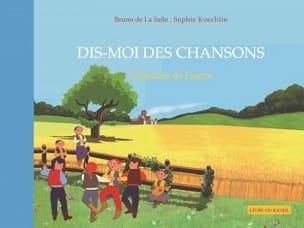 Dis-moi des chansons... : chansons de France laflutedepan