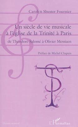 Un siècle de vie musicale à l'église de la Trinité à Paris - laflutedepan.com