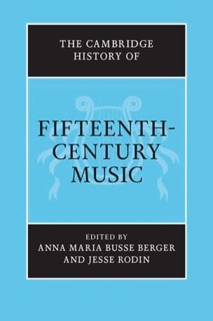 The Cambridge History of Fifteenth-Century Music - laflutedepan.com