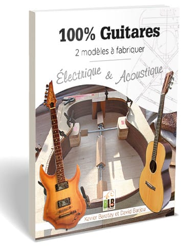 100 % guitares - BARATAY Xavier / BARJOU David - laflutedepan.com
