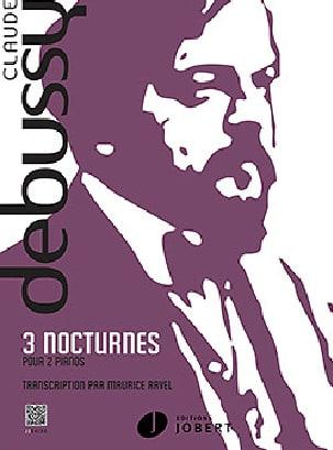 DEBUSSY - Nocturnos. 2 pianos - Partition - di-arezzo.es