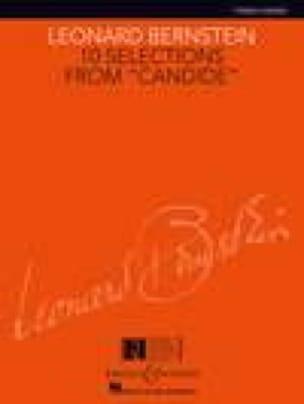 Selections From Candide 4 Mains. - BERNSTEIN - laflutedepan.com