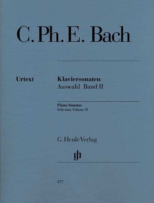 Sonates choisies pour piano Volume 2 - laflutedepan.com