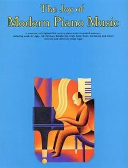 Joy Of Modern Piano Music Partition Piano - laflutedepan