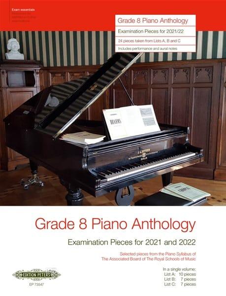 Piano Anthology Grade 8 - Divers - Partition - laflutedepan.com