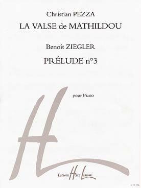 La Valse de Mathildou / Prélude N°3 Pezza / Ziegler laflutedepan