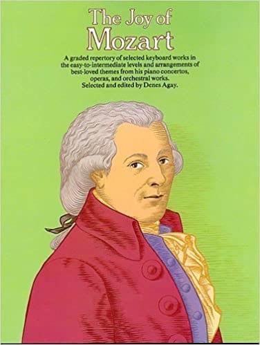 Joy Of Mozart - Partition - Piano - laflutedepan.com