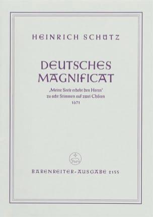 Deutsches Magnificat Aus: Schwanengesang 1671 Swv 494 laflutedepan