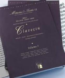Méthodes et Traités - Clavecin Volume 1 Partition laflutedepan