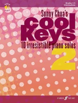 Sonny Chua's Cool Keys 2 Sonny Chua Partition Piano - laflutedepan