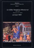 The Vermeil Book of Montserrat - Partition - di-arezzo.com