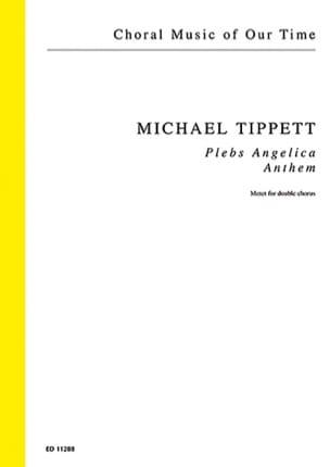 Plebs Angelica - Michael Tippett - Partition - laflutedepan.com