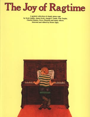 Joy Of Ragtime Partition Piano - laflutedepan