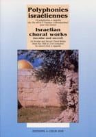 Polyphonies Israéliennes Partition Chœur - laflutedepan