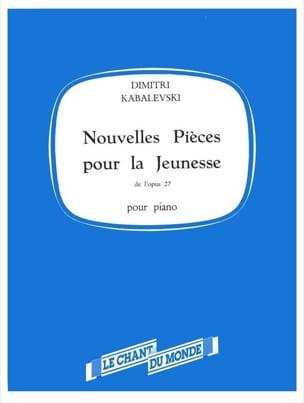 Nouvelles Pièces Pour la Jeunesse Opus 27 Volume 2 laflutedepan