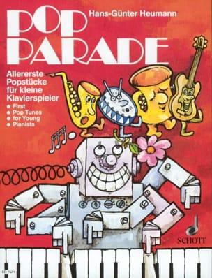 Pop Parade Hans-Günter Heumann Partition Piano - laflutedepan