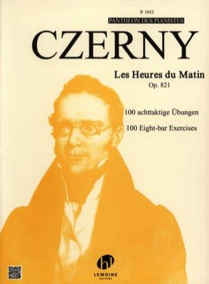 Les Heures du Matin Opus 821 CZERNY Partition Piano - laflutedepan