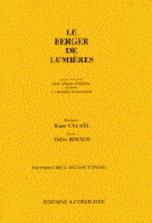 Le Berger de Lumières - Roger Calmel - Partition - laflutedepan.com