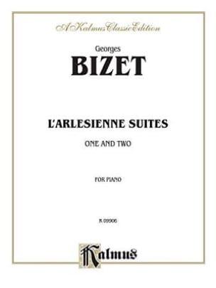 BIZET - El Arlesian (Suites). 4 manos - Partition - di-arezzo.es