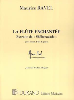 La Flûte Enchantée RAVEL Partition Flûte traversière - laflutedepan