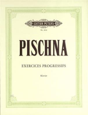 Exercices Progressifs Johann Pischna Partition Piano - laflutedepan