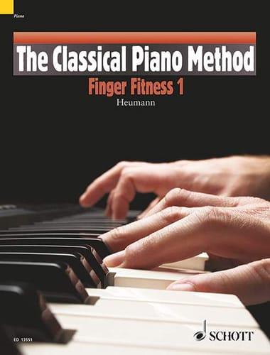 Finger Fitness. Volume 1 - Hans-Günter Heumann - laflutedepan.com