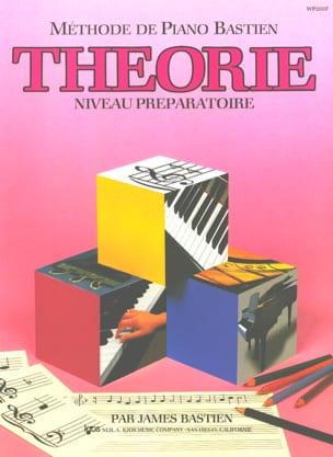 Méthode de Piano Bastien - Théorie Niveau Préparatoire laflutedepan