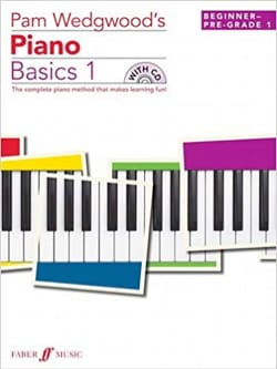 Piano Basics Volume 1 + CD Pam Wedgwood Partition Piano - laflutedepan