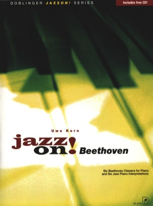 Jazz On Beethoven Korn Partition Piano - laflutedepan