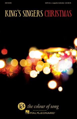 King's Singers Christmas Partition Chœur - laflutedepan