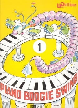 Piano Boogie Swing Vol.1 - Dallioux - Partition - laflutedepan.com