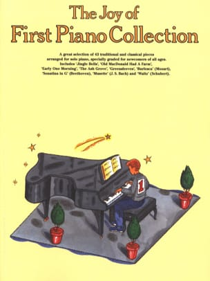 Joy Of First Piano Collection Partition Piano - laflutedepan