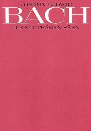 Die Mit Tränen Säen. Conducteur - laflutedepan.com