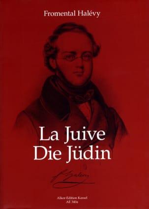 La Juive Fromental Halévy Partition Opéras - laflutedepan