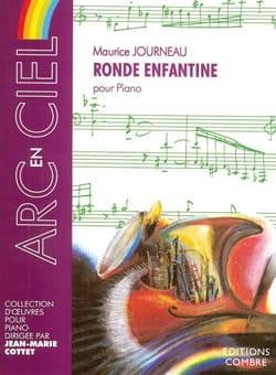 Ronde Enfantine Maurice Journeau Partition Piano - laflutedepan