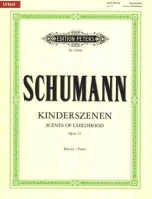 Scènes D'enfants Opus 15 - SCHUMANN - Partition - laflutedepan.com