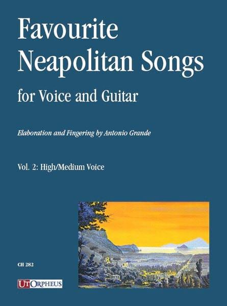 Favourite Neapolitan Songs - Volume 2 - laflutedepan.com