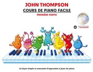 John Thompson - Easy Piano Lesson Volume 1 - Partition - di-arezzo.co.uk