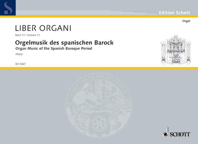 Orgelmusik des Spanischen Barock - Partition - laflutedepan.com