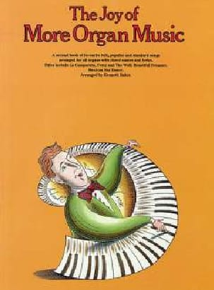 Joy Of More Organ Music - Partition - Orgue - laflutedepan.com