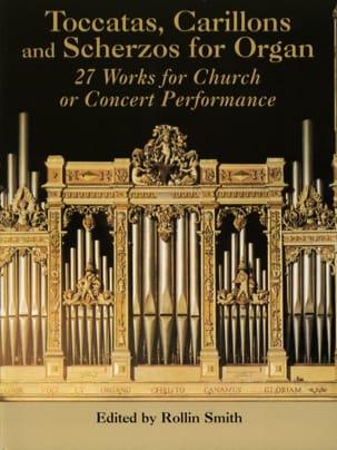 Toccatas, Carillons et Scherzos Partition Orgue - laflutedepan
