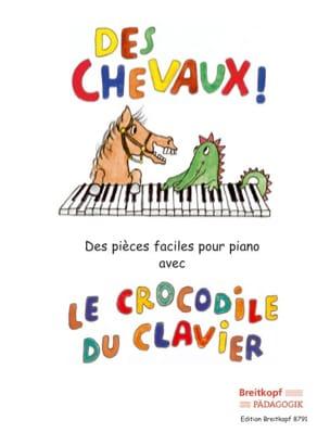 Des Chevaux ! Partition Piano - laflutedepan