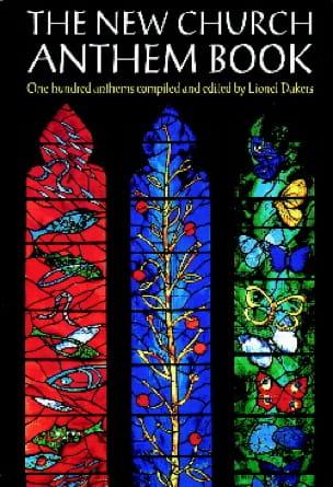 The New Church Anthem Book - Partition - Chœur - laflutedepan.com